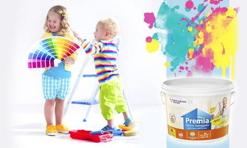 Умные краски в вашем доме!