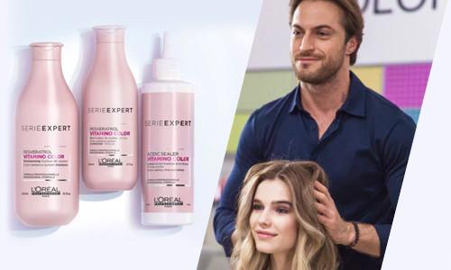 Бестселлеры от L'Oréal Professionnel со скидкой 30%!