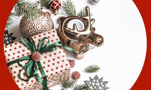 Готовим подарки к Новому году!